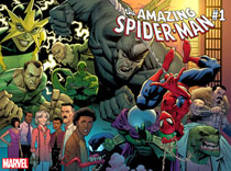 Image: Amazing Spider-Man #1 - Marvel Comics